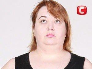 Фото: У шоу «Зважені та щасливі» позбувається кілограмів Олеся з Полтавщини
