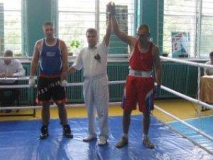 """Фото: Полтавські """"беркутівці"""" перемогли у Всеукраїнському турнірі з боксу"""