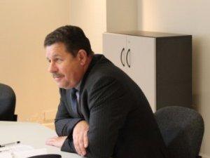 Фото: Новий начальник КРУ Полтавщини збирається і далі підтримувати єдиноборства
