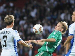 """Фото: УЄФА перенесло початок матчу для """"Ворскли"""" через різницю у часі"""