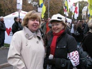 Фото: У Полтаві пройшов мітинг на підтримку Юлії Тимошенко
