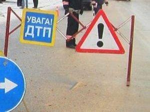 Фото: ДТП під Полтавою: мало не загинула людина