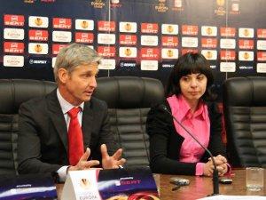 Фото: Жозе Рига: Ми будемо смакувати нашу перемогу недовго