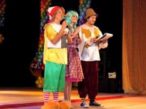 Педан, Фреймут та Притула у Полтаві стали казковими героями