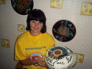 Фото: Полтавська студентка Юлія Потоцька завдяки голосу постійно виграє техніку