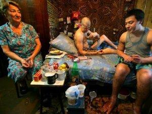 Фото: Наркозависимые и полтавчане с ВИЧ поучаствовали в столичной выставке известного в мире фотографа