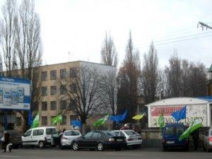 Фото: У Полтаві їздили на автомобілях з вимогами до депутатів