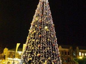 Фото: Коли в Полтаві відкриватимуть новорічні ялинки