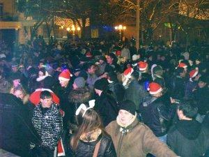 Фото: Які святкові заходи чекають на полтавців на Новий рік та Різдво