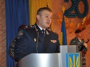 Фото: У Полтаві головного міліціонера області нагородили Орденом Української православної церкви