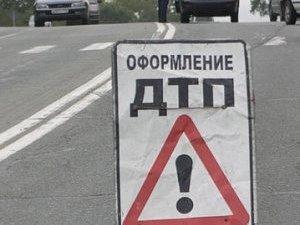 Фото: Через ДТП кілька годин було важко виїхати з Полтави