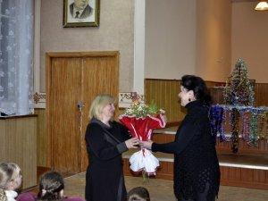 Фото: Дід Мороз завітав до полтавських юних музикантів