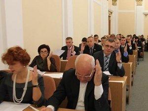 Скликається сесія Полтавської міської ради