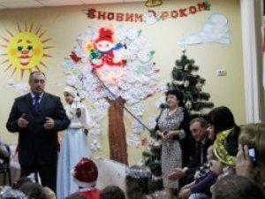 Фото: Мер Полтави знову пообіцяв відремонтувати центр реабілітації дітей-інвалідів