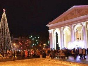 Фото: Яка погода буде в Новорічну ніч у Полтаві