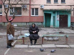 Фото: Полтавські бабусі готові на революцію через підвищення квартплати
