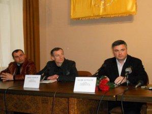 Делегація із Боржомі розповіла полтавцям про відпочинок по-грузинськи