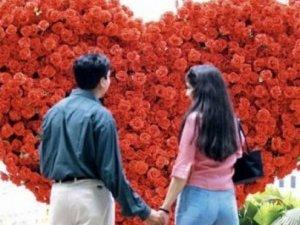 Фото: В День святого Валентина у Полтаві з'явиться стіна кохання