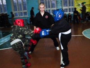 Фото: В Полтаві триває турнір з рукопашного бою