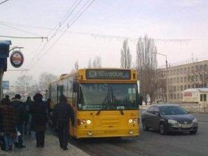 Фото: Прес-конференція в Києві: мер Полтави розповів про безконтрольний полтавський транспорт
