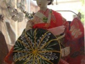Фото: У Полтаву привезуть японські ляльки, одяг яким пошили ще у XII столітті