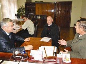 Фото: Олександр КОВАЛЬ: «Соціальні ініціативи Президента держава гарантує й буде виконувати»