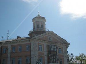 Фото: Легенди Полтави: Історія вежі – «дому Карлсона» (фото)