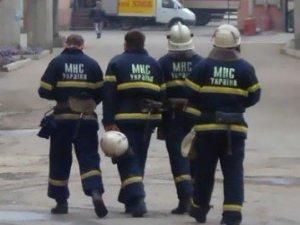Фото: Теракти в Дніпропетровську: полтавські рятувальники в повній готовності