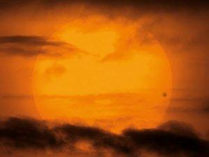 Фото: 6 червня полтавці зможуть спостерігати за рідкісним астрономічним явищем