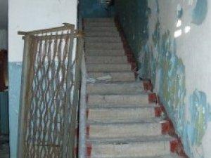 Фото: У Полтаві ще один будинок міг залишитись без сходів