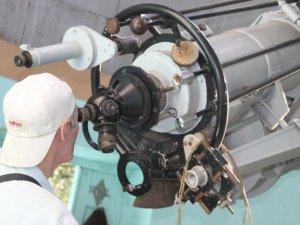 Фото: Сьогодні у Полтаві бачили транзит Венери на Сонці, що повториться через 105 років