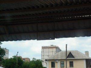 Фото: На одній з автостанцій Полтави паніка через платформи