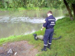 Фото: Полтавські водолази знайшли двох потопельників