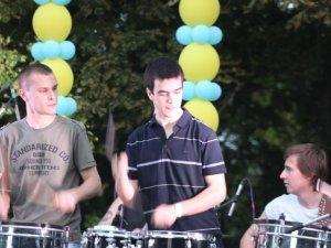 У Полтаві відбувся концерт до Дня молоді (фото та відео)