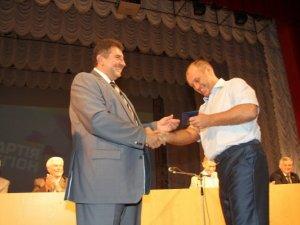 Фото: Мер Полтави Мамай став членом Партії Регіонів: подробиці