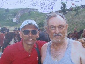 Фото: Каскадер з Полтави: «Богдан Ступка після фільму Тарас Бульба» називав мене Обертас-викрутас»