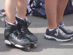 Фото: У Полтаві відзначили відкриття олімпійських ігор (фото)