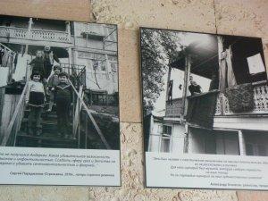 Фото: Оператор з Полтавщини привіз виставку фотографій із життя Сергія Параджанова
