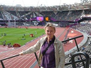 Фото: Олімпійський Лондон очима полтавської спортсменки