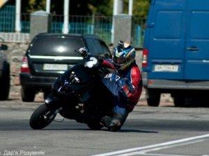 У Полтаві пройшли скутерперегони