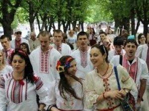 Фото: На День міста полтавцям запропонували прийти у вишиванках