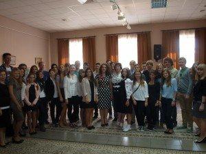 Фото: У полтавських сім'ях житимуть німецькі школярі