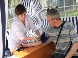 Фото: У Полтаві лікарі-кардіологи безкоштовно перевірять тиск, серце та проконсультують