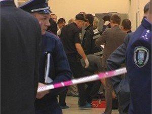 Фото: Стрілянина у столичному супермаркеті: розповідь очевидця з Полтави