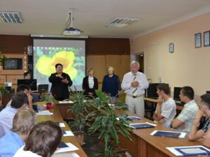Фото: У полтавському профтехучилищі почали викладати жестову мову
