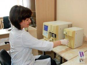 Фото: На гроші, які полтавці зібрали бігом, придбають автоматичний аналізатор крові
