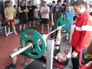 У Полтаві проведуть 2 чемпіонати: з жиму лежачи та давно забутої станової тяги