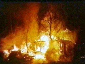 Фото: У Полтаві у власному будинку під час пожежі загинуло подружжя
