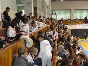Фото: У Дніпродзержинську полтавські тхеквондисти здобули медалі