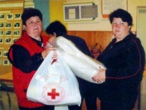 Фото: Червоний Хрест просить полтавців про допомогу